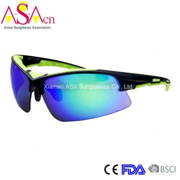 Men′s Fashion Designer UV400 Protection PC Sport Sunglasses (14367)