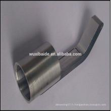 Alliage d'aluminium 6061, pièces d'usinage cnc en alliage d'aluminium et titane à vendre
