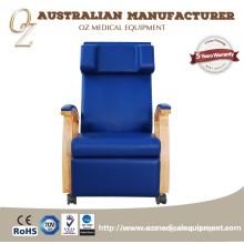 Medical Grade Australian Manufacturer ISO 13485 Professional Infusion Chair Blood Transfusion Couch Blood Donation Chair