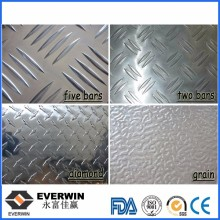 1100 3003 Aluminium Stucco Sheet for Door