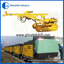 351 Customized Crawler Rock Drilling Rig for Coal Mine