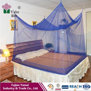 Filete de moustiquaire rectangulaire traité à l'insecticide durable à long terme