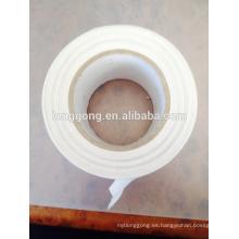 Pvc no adhesivo que conecta la cinta del acondicionador de aire