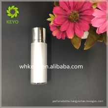 30ml luxury acrylic lotion bottle plastic airless pump bottle with self lock pump