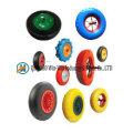 PU Foam Wheel, Wheel Barrows Wheel 4.80/4.00-8