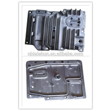 Coulée en aluminium électronique, moulage en aluminium ailette de refroidissement, fonte en aluminium dissipateur de chaleur électronique