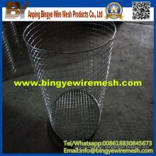 Garbage/Dust Basket (Welded Mesh Deep Processing)