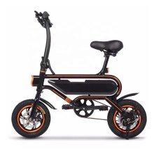 12 '' 350W Adult Faltbarer Pedal Assist E-Bike