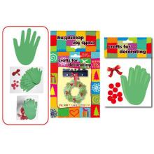 acessórios para decoração de crianças ornamento DIY pig Paper craft