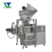 Extrusora fria / máquina de fazer alimentos para animais de estimação para cães e gatos