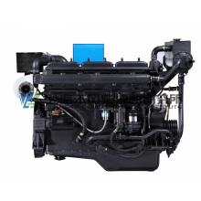 Marine 135, 196HP, moteur diesel Shanghai Dongfeng pour groupe électrogène,