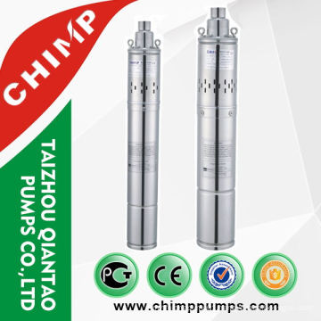 Stainless Steel Screw Deep Well Submersible Pump