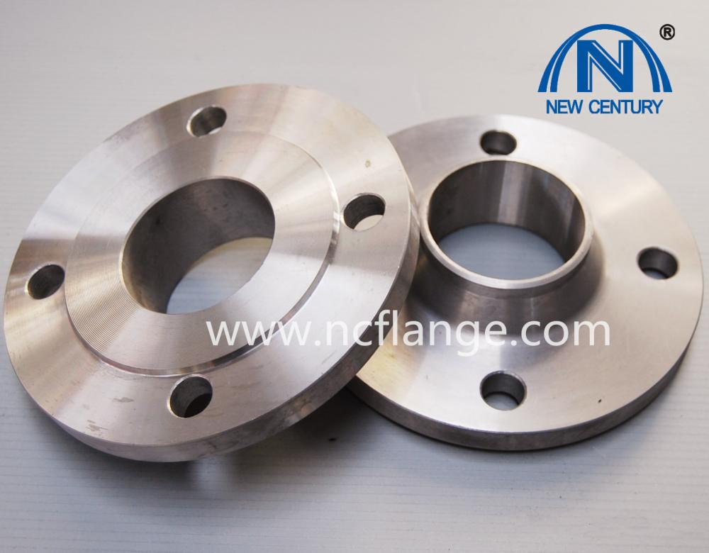 A105 DIN Weld Neck Steel Flanges