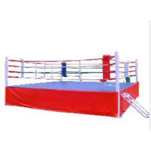 Boxe profissional Flatform concorrência boxe anel MMA gaiola