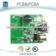 Equipo médico 2014 PCBA y diseño del pcba de la copia con el mejor precio