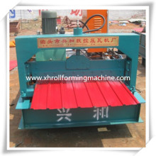 Colored Steel Roof Panel Making Machine