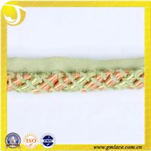 Decoración del sofá del traje Cuerda para la decoración del amortiguador Sala Sitio de la cama