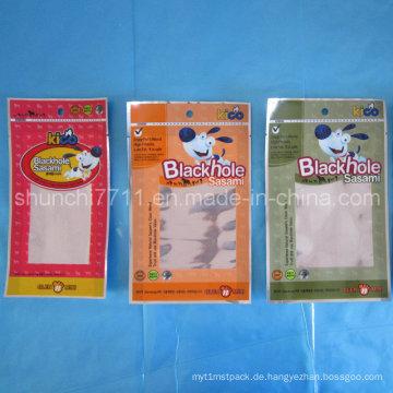 Viele Arten von Plastik Hundefutter Tasche