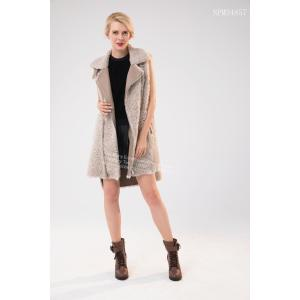 Autumn dan Winter Ladies Fur Vest