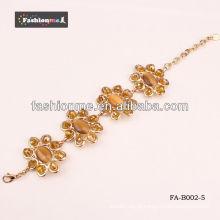pulseiras de diamante falso moda pulseiras 2013 olho de gato