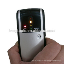 Предупреждение о подключении провода AC Finder с пятью светодиодами