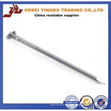 Fixation en métal -001 Clou en fer chaud de la vente Q195