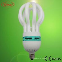 Lótus em forma de lâmpada de poupança de energia
