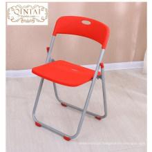 Cadeira plástica da reunião da dobradura do treinamento forte do preço de fábrica