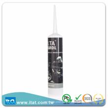 120C.C Tubo industrial de embalaje de plástico para el aceite de motor