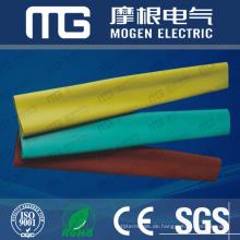 Professionelle Herstellung starke Tragfähigkeit 10 mm rote Farbe Schrumpfschlauch