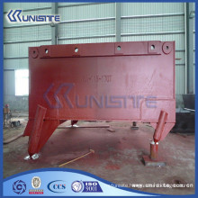 steel marine pontoon for marine building and dredging(USA1-021)