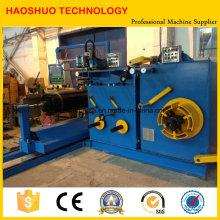Transformador Hv Foil Winding Machine