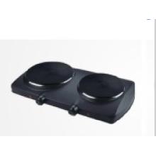 Электрическая плита с двумя конфорками