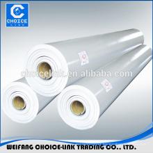 plastic pvc sheet UV resistant PVC waterproofing membrane