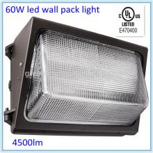 cUL llevó el paquete de pared 60w iluminación exterior