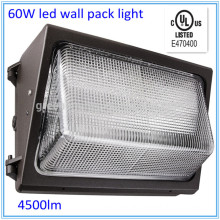 UL,dlc wall pack 60w outdoor lighting UL NO.E470400
