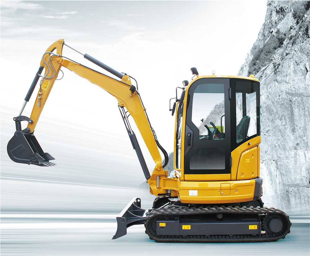 Mini Hydraulic Excavators