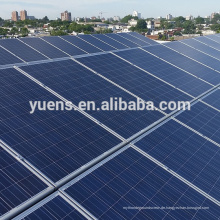 Bodenbefestigung auf Betonbasis Solar-Montagesystem Sonnensystem