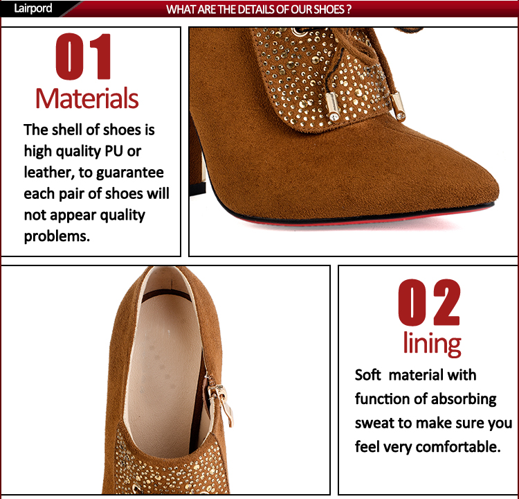 red rubber sole wedge heel women shoes