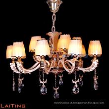 Dispositivos elétricos de luzes 88651 da vela dos candelabros da forma