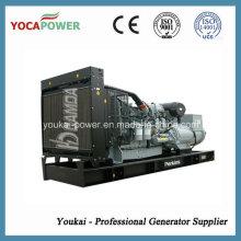 Электрогенераторная мощность 250кВА / 200кВт