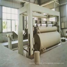 Rebobinadora de papel de corte e corte de máquina