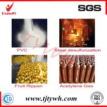 Carbure de calcium 25-50mm pour gaz acétylène