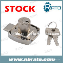 Zinc Alloy Stock Office Furniture Lock