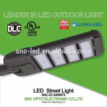 Adjustable Arm UL DLC Certified 240w LED Area Light with Surge Protector