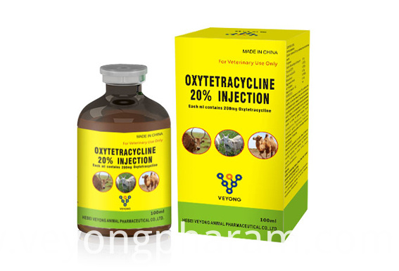 Oxytetracycline 20 Injection