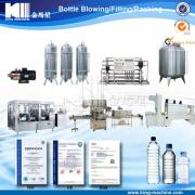 Spring Water Bottling Line / Filling Line / Production Line
