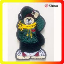 Personlized Products for Chenille Patches towel chenille felt embroidery supply to Indonesia Exporter