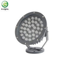 36watt forma rotonda Meanwell LED Flood Light