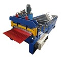 Metal Steel Corrugated Roofing Sheet Roll Forming Machine